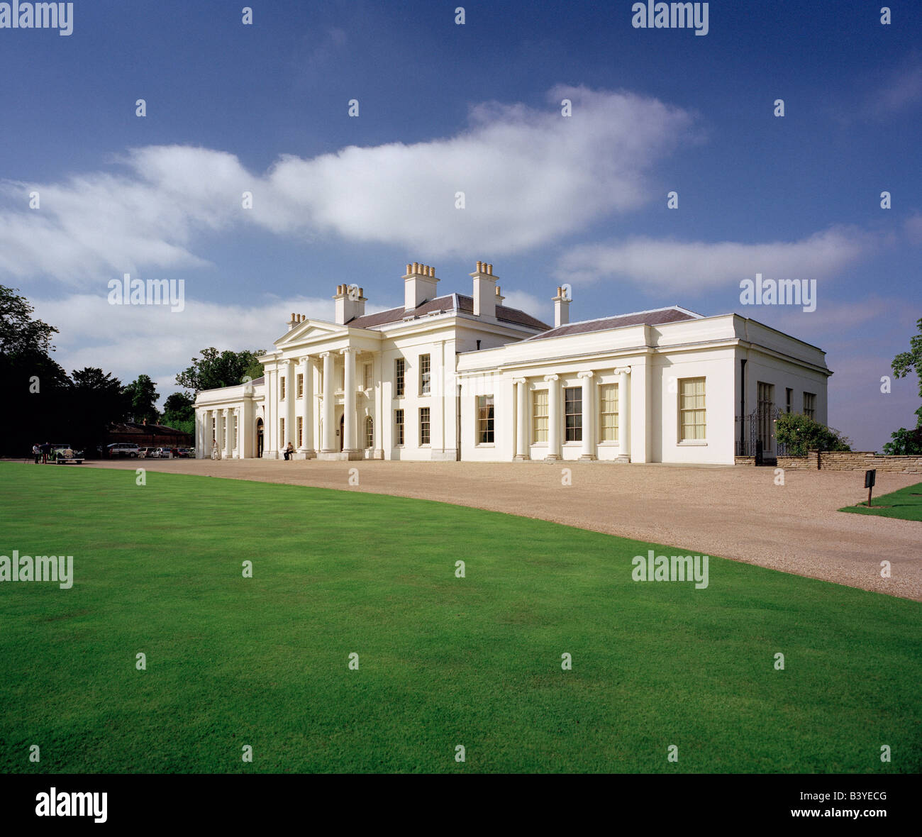 Hylands House, Chelmsford, Essex, England, UK. - Stock Image
