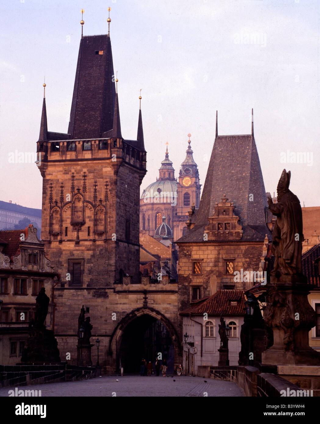 geography / travel, Czech Republic, Prague / Praha, Malá