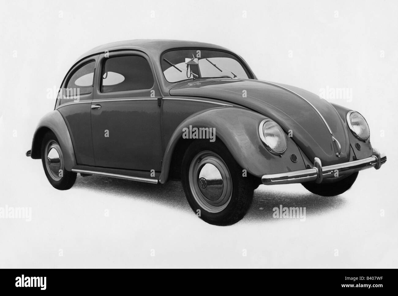 transport / transportation, car, vehicle variants, Volkswagen, VW Beetle, circa 1960, Additional-Rights-Clearances - Stock Image