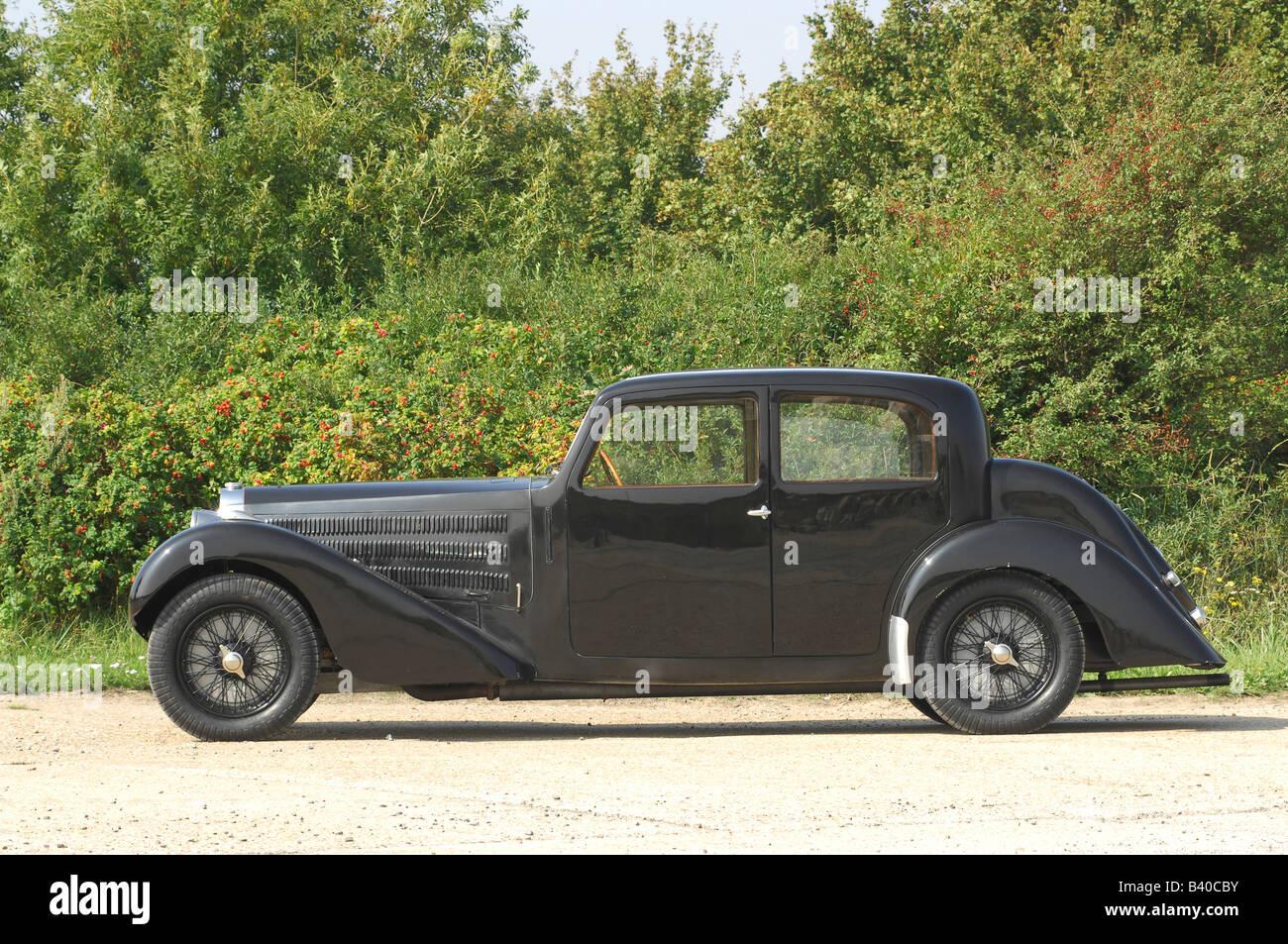 Bugatti Type 57 - Stock Image