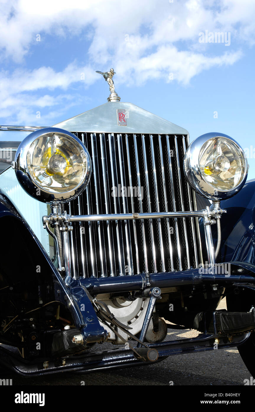 Old Rolls Royce High Resolution Stock Photography and ...