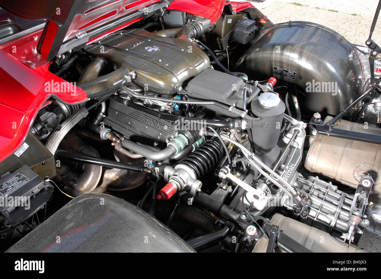 Ferrari F50 1995 Stock Photo Alamy
