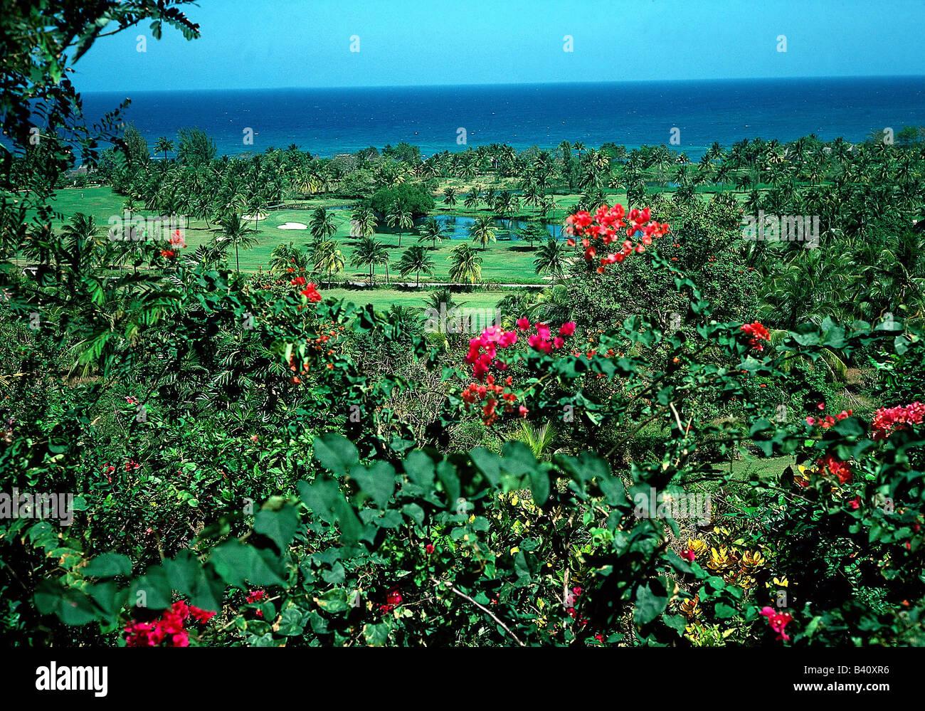 Geography Travel Jamaica Landscape Landscapes Flourishing