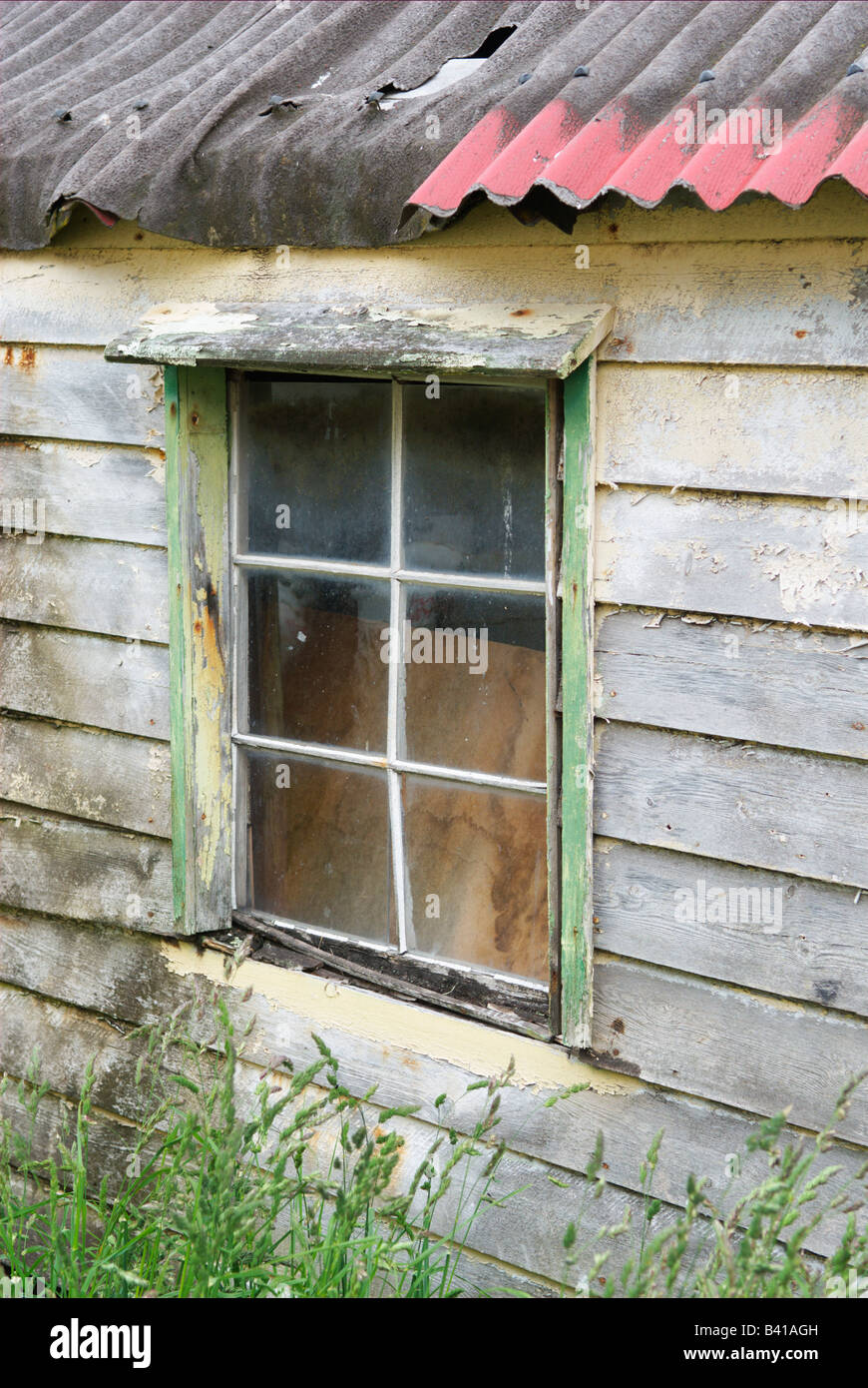 Old cabin - Stock Image