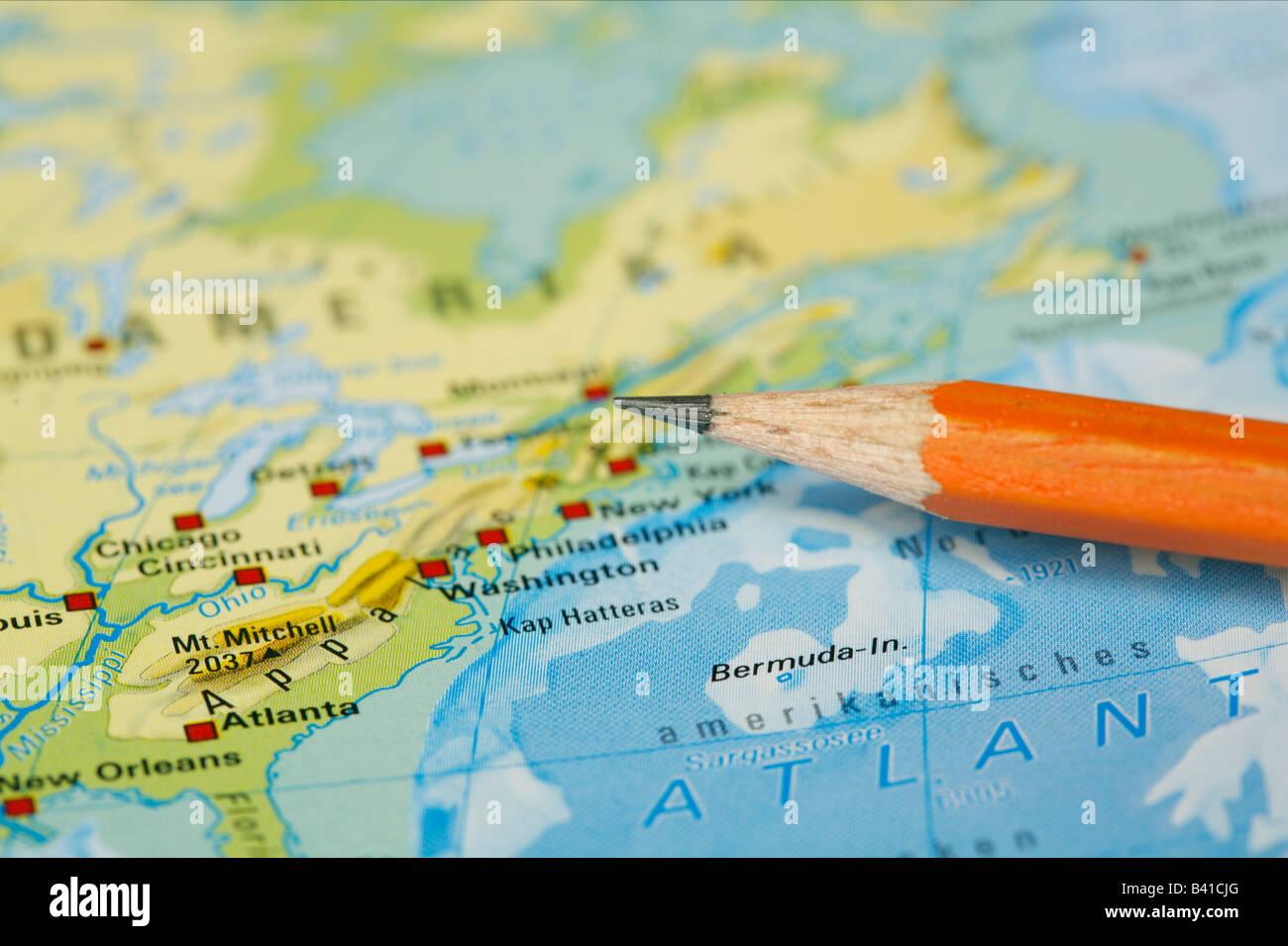 East Coast Usa Map Stock Photos & East Coast Usa Map Stock Images ...