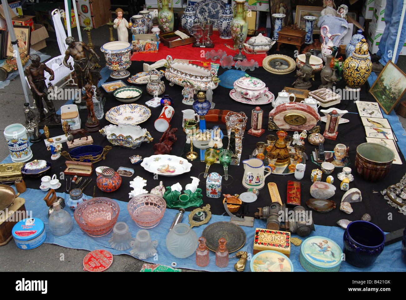 Lille Braderie Stock Photos & Lille Braderie Stock Images - Alamy