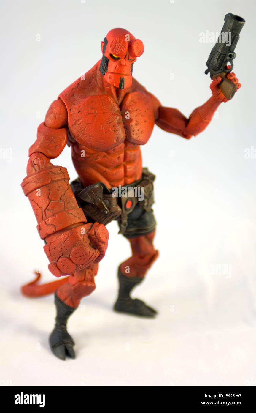 Hellboy Stock Photos Hellboy Stock Images Alamy
