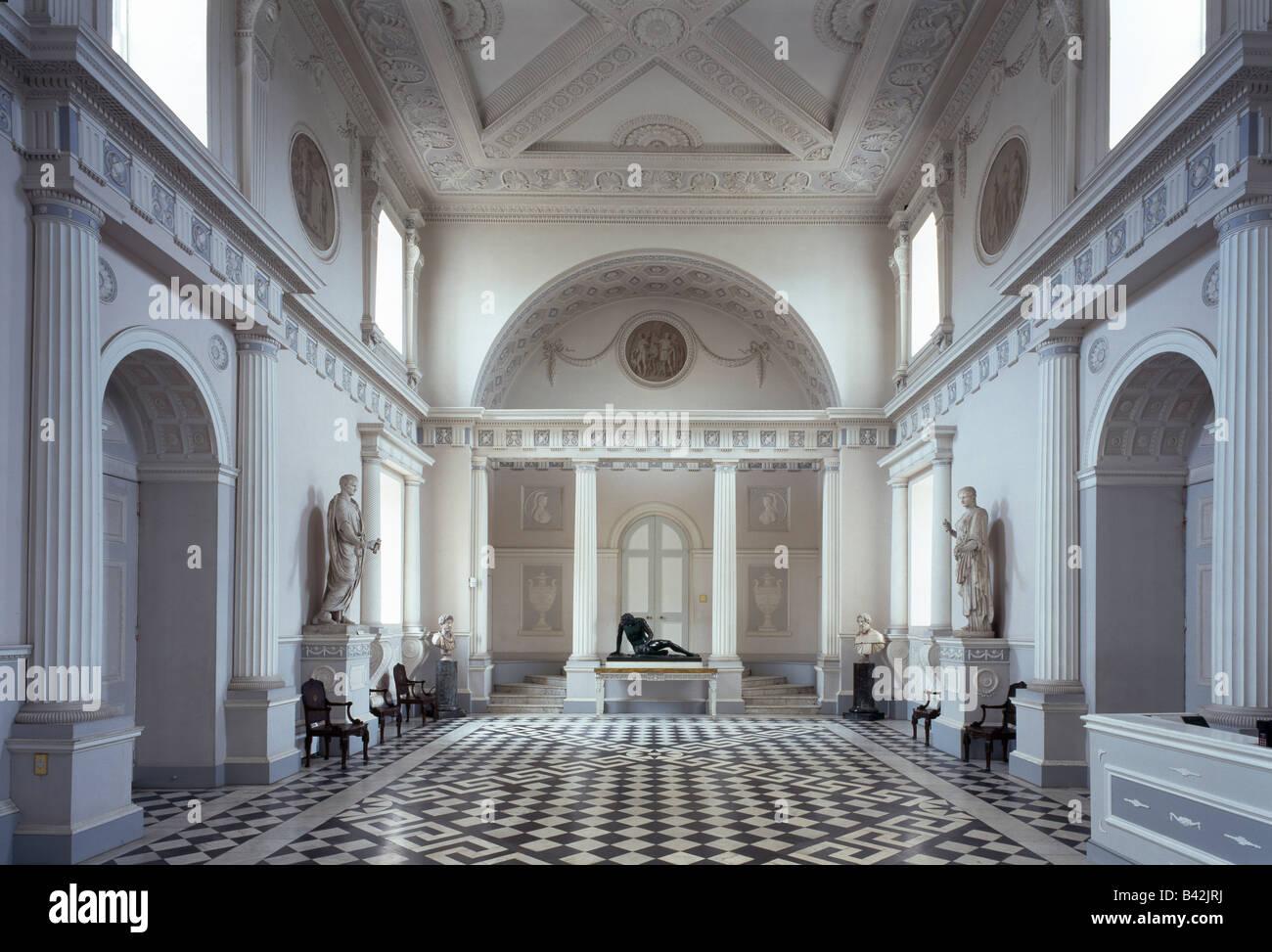 London, Syon House - Stock Image