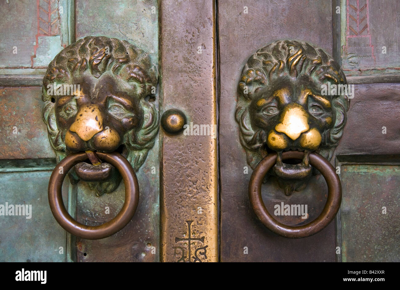 large gates sale italian iron knocker id doors knockers garden furniture edit door pair l f antique org for building at