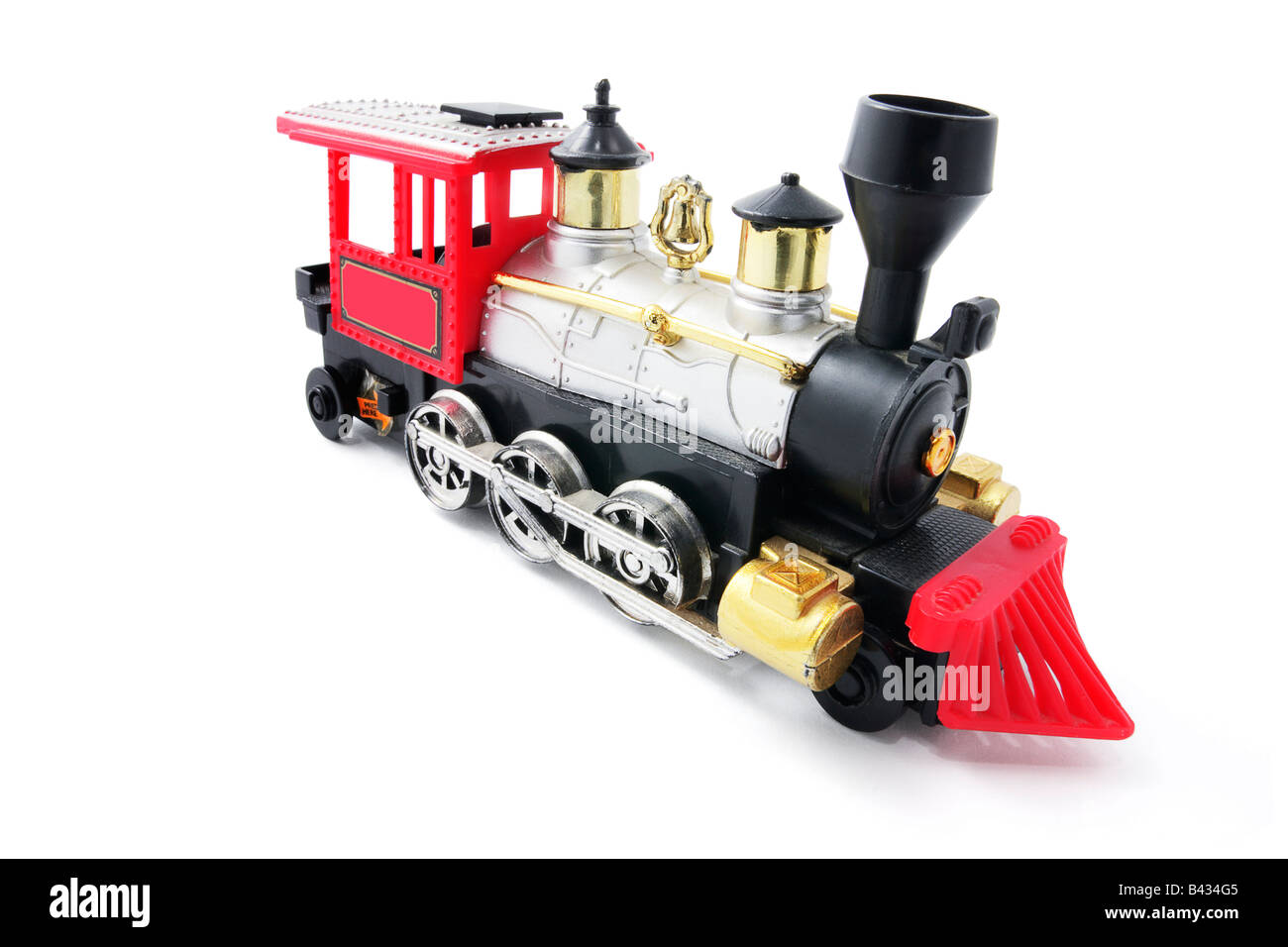 Miniature Train Model - Stock Image