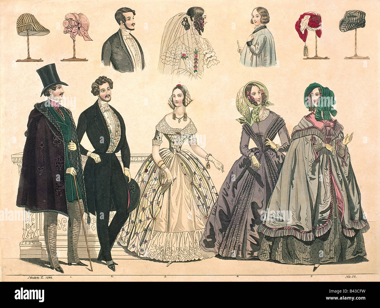 19th century fashion images Stitching the fashions of the 19th century - History Extra