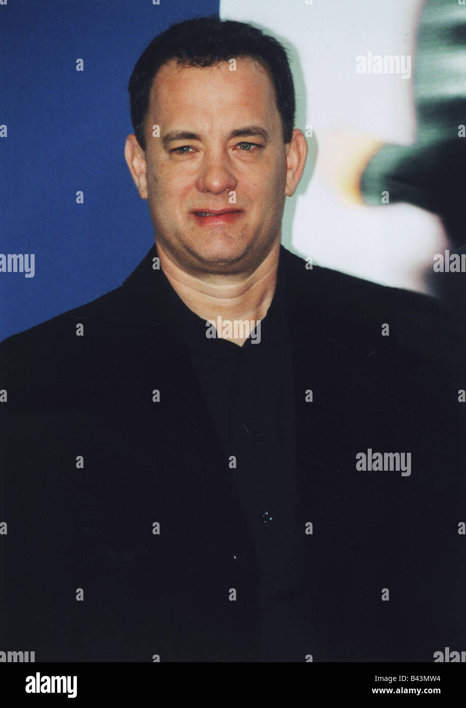 Hanks, Tom, * 9.7.1956, American actor, portrait, premiere: 'Catch me if you can', Berlin, 2003, Additional - Stock Image