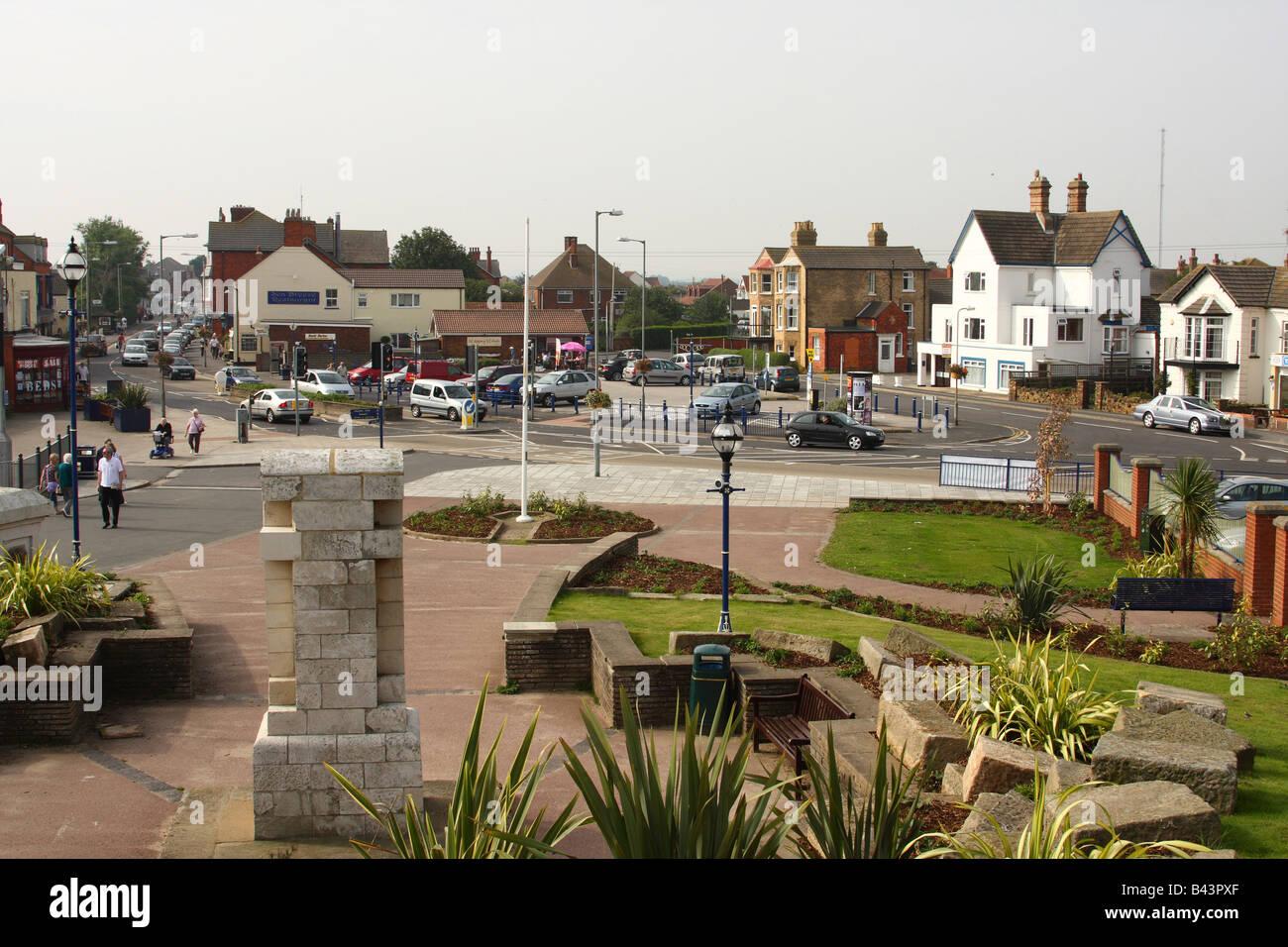 Sutton On Sea, Lincolnshire, England, U.K. Stock Photo