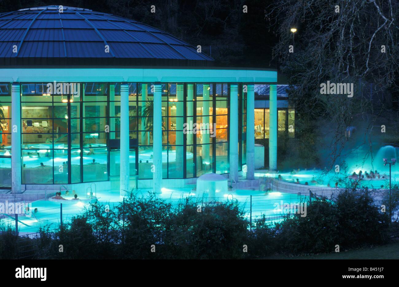 Caracalla Therme Spa In Baden Baden Black Forest Baden