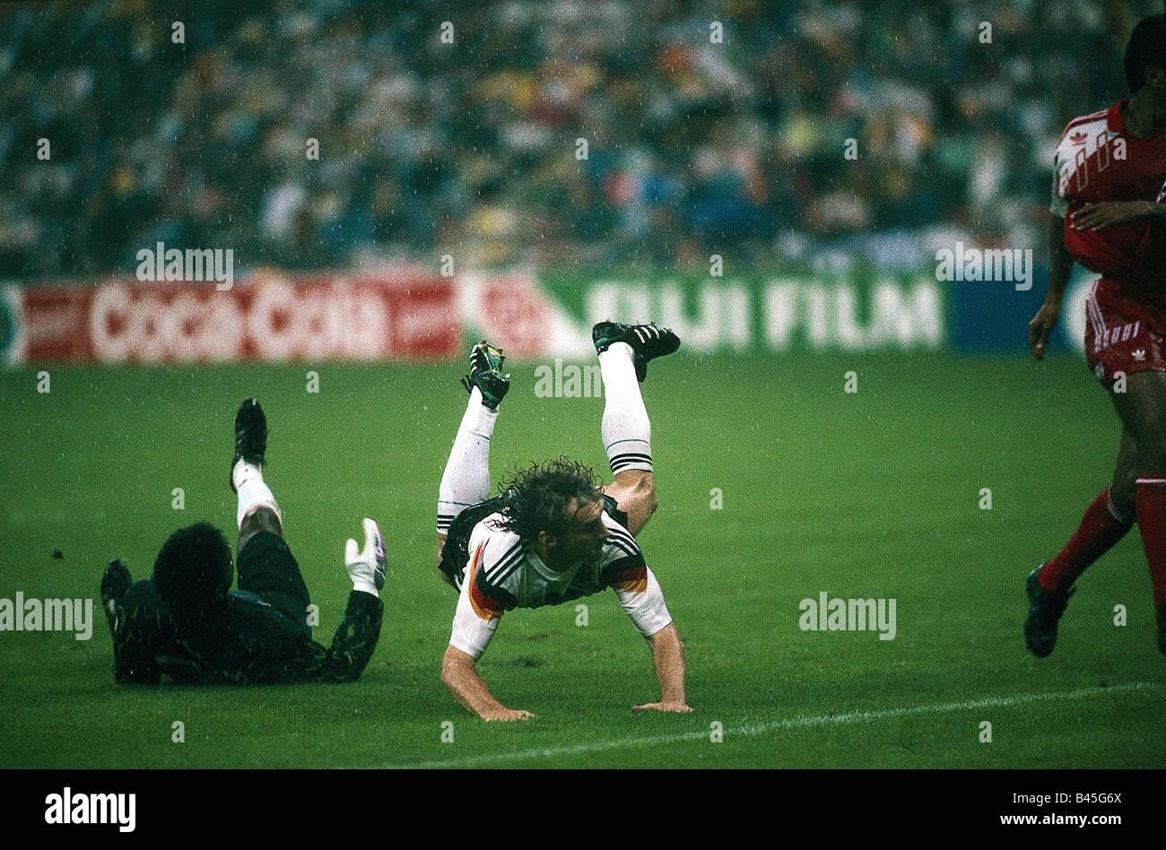 Sport, football, world championship, Germany versus United Arab Stock Photo  - Alamy