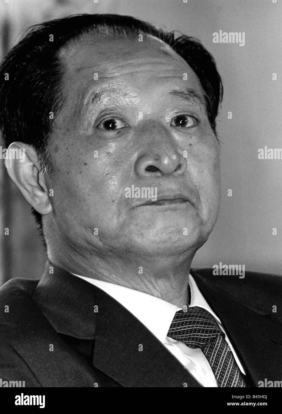 Hu Yaobang, 20.11.1915 - 15.4.1989, Chinese poltitician, 1980 - 1987 Premier of the State Council, portrait, state - Stock Image