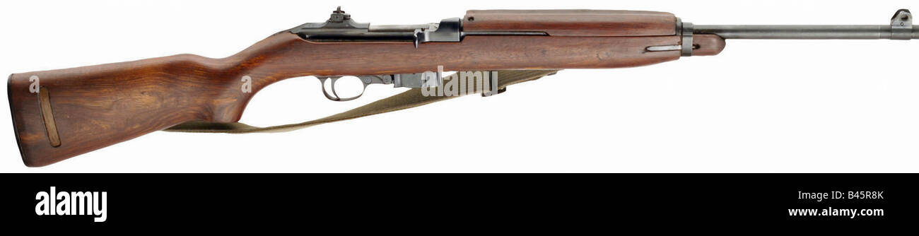 M1 Carbine Stock Photos & M1 Carbine Stock Images - Alamy