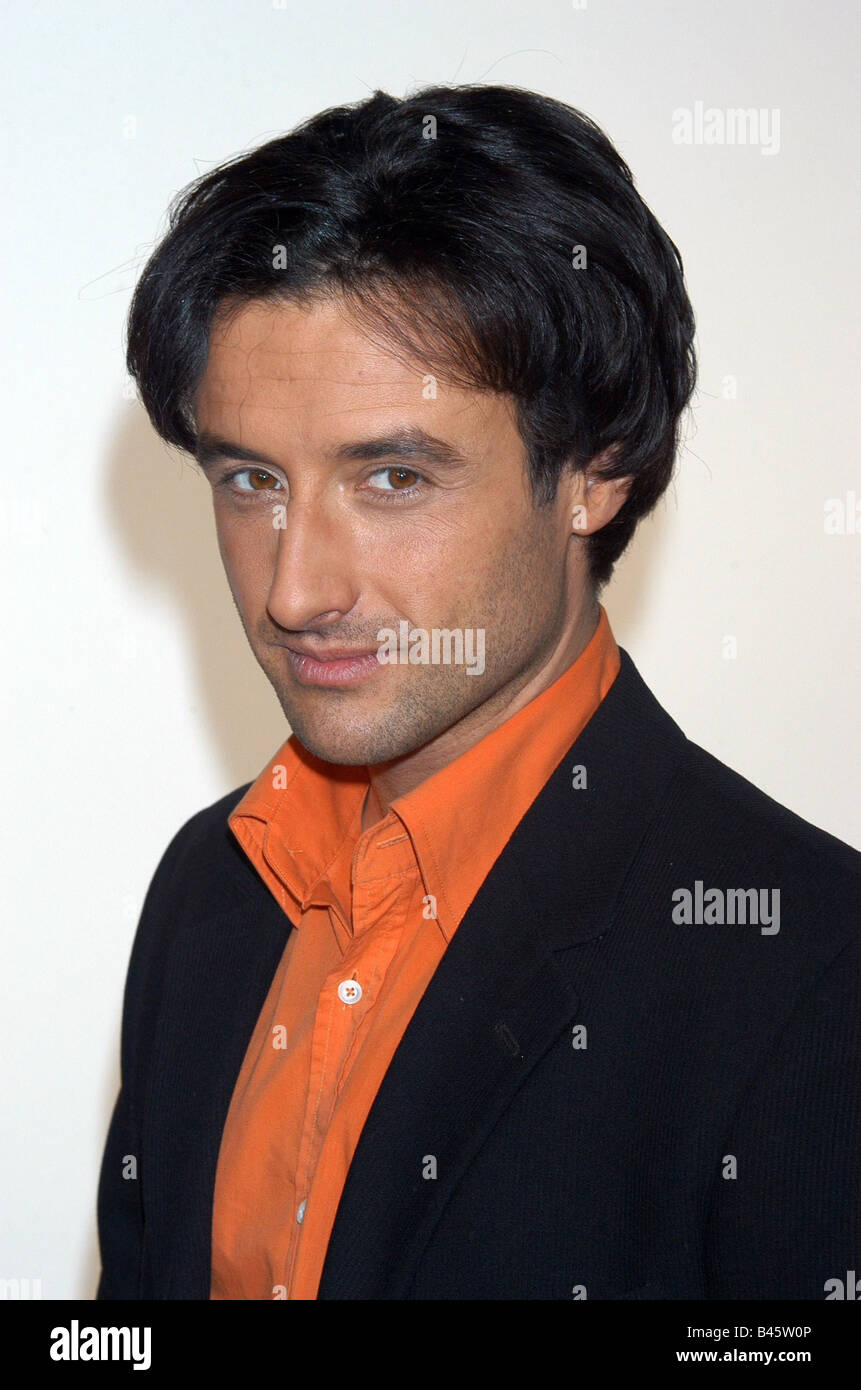 Gillian, Günther, * 9.12.1969, Austrian actor, portrait, 2005, Additional-Rights-Clearances-NA - Stock Image