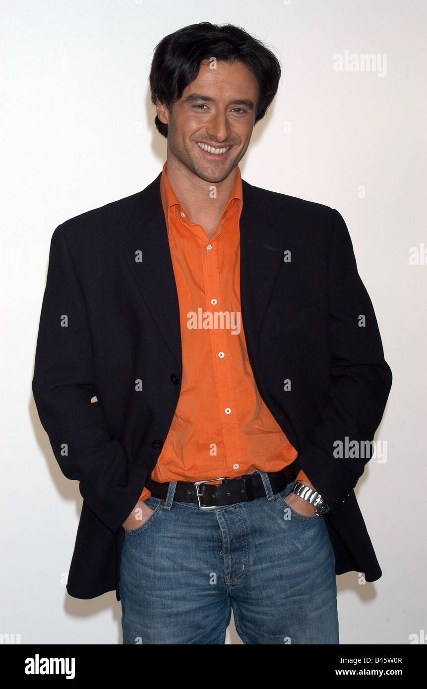 Gillian, Günther, * 9.12.1969, Austrian actor,  2005, Additional-Rights-Clearances-NA - Stock Image
