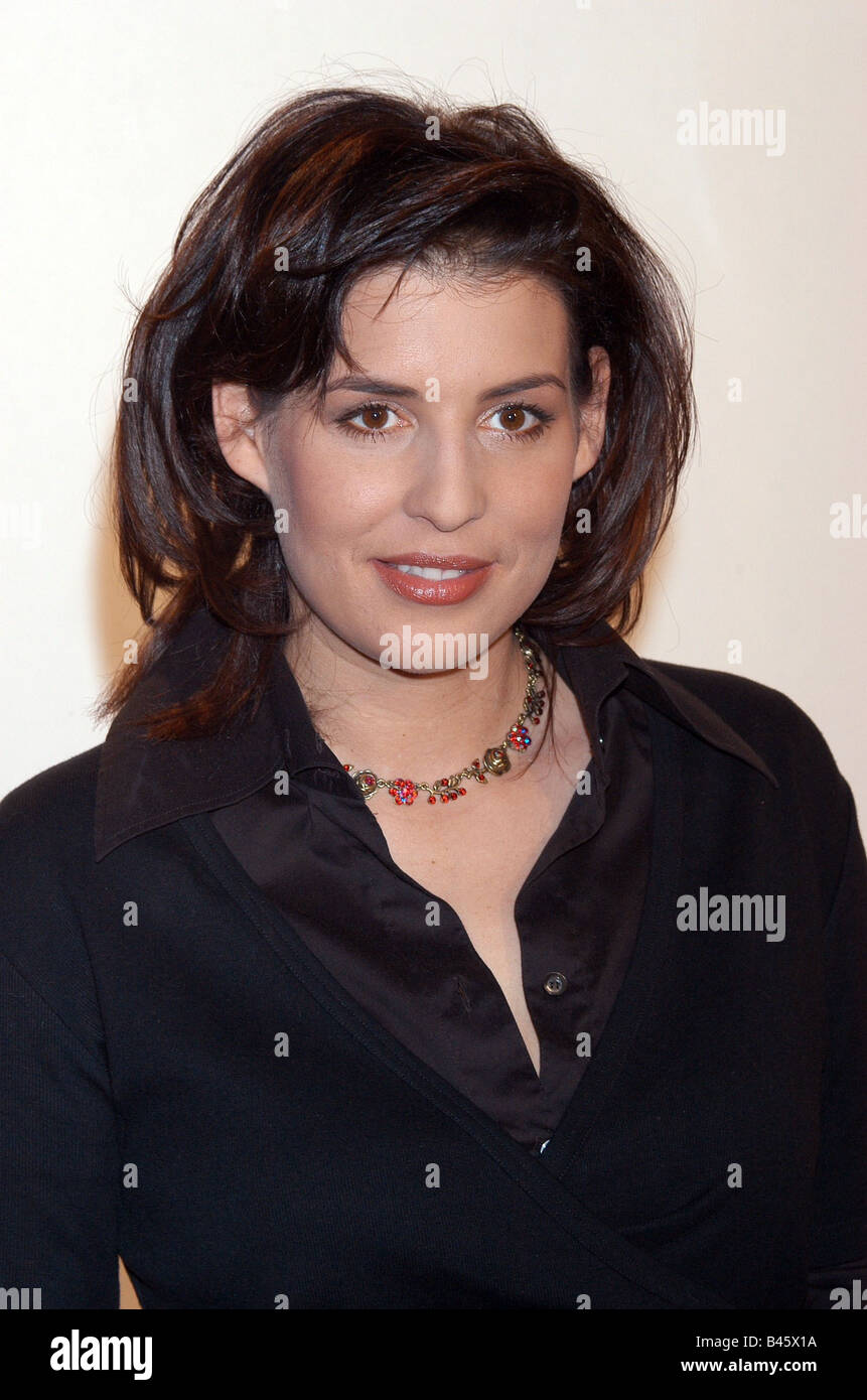 Uhlig, Elena, * 31.7.1975, German actress, portrait, 2005, Additional-Rights-Clearances-NA - Stock Image