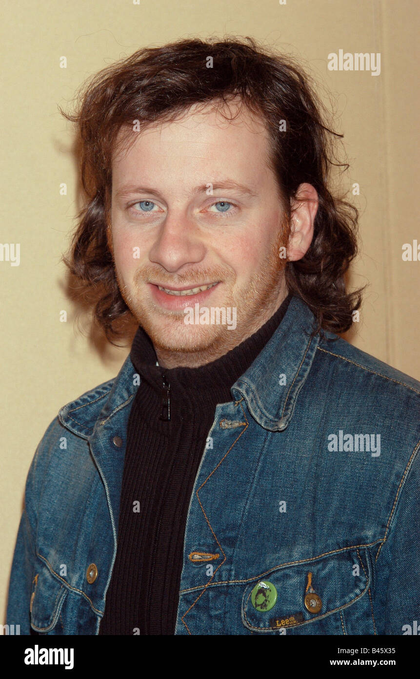 Busch, Fabian, * 1.10.1971, German actor, portrait, 2005, Additional-Rights-Clearances-NA - Stock Image