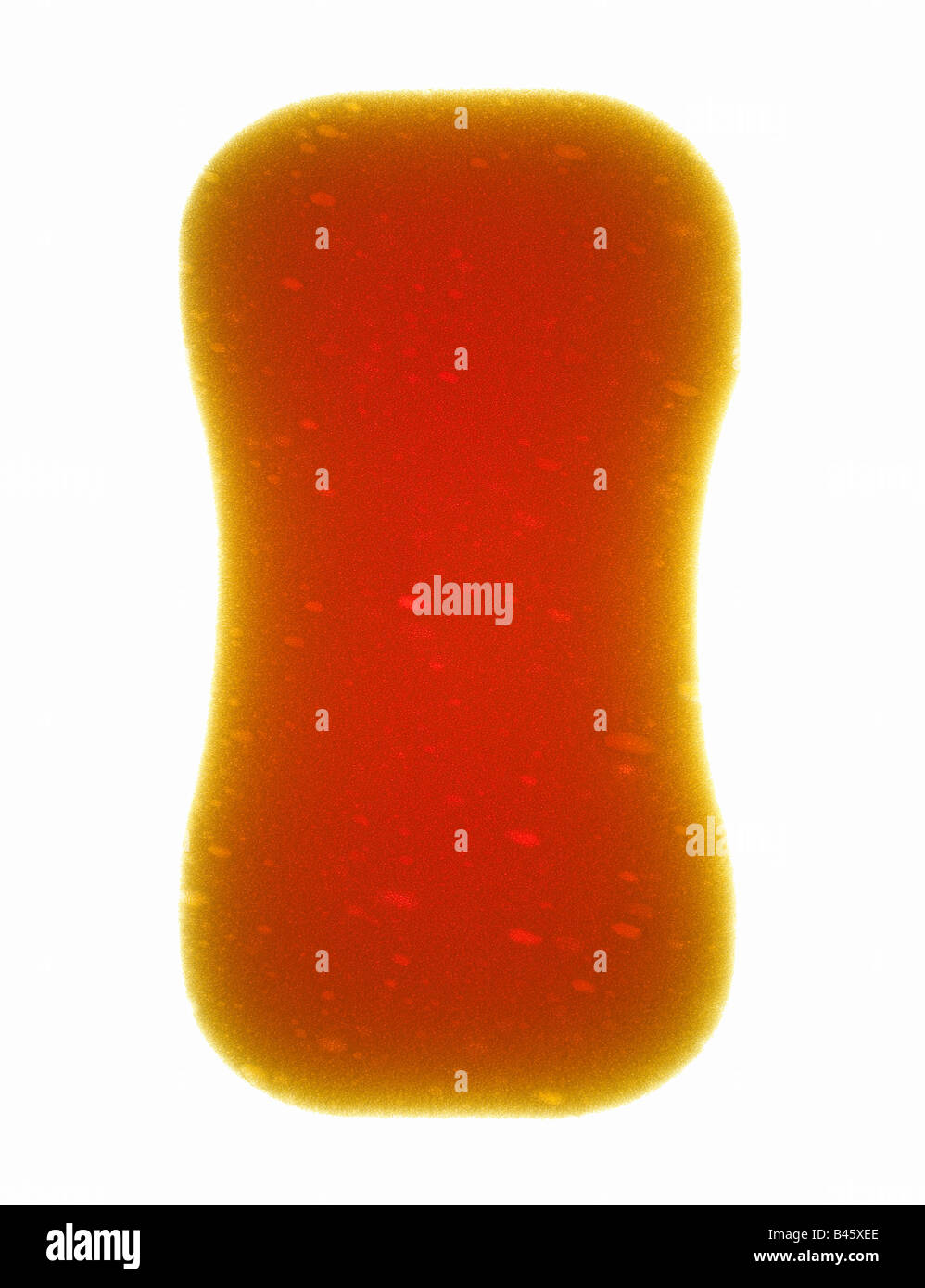 SYNTHETIC SPONGE - Stock Image