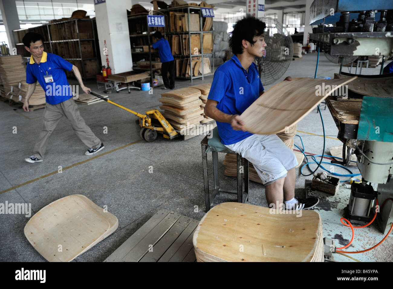 A furniture factory in huizhou guangdong china 21 sep 2008