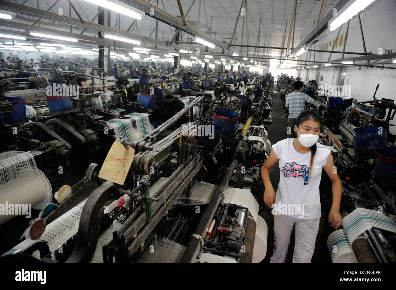 6a5b9979954ff Factory Industry Workers Machines Stock Photos   Factory Industry ...