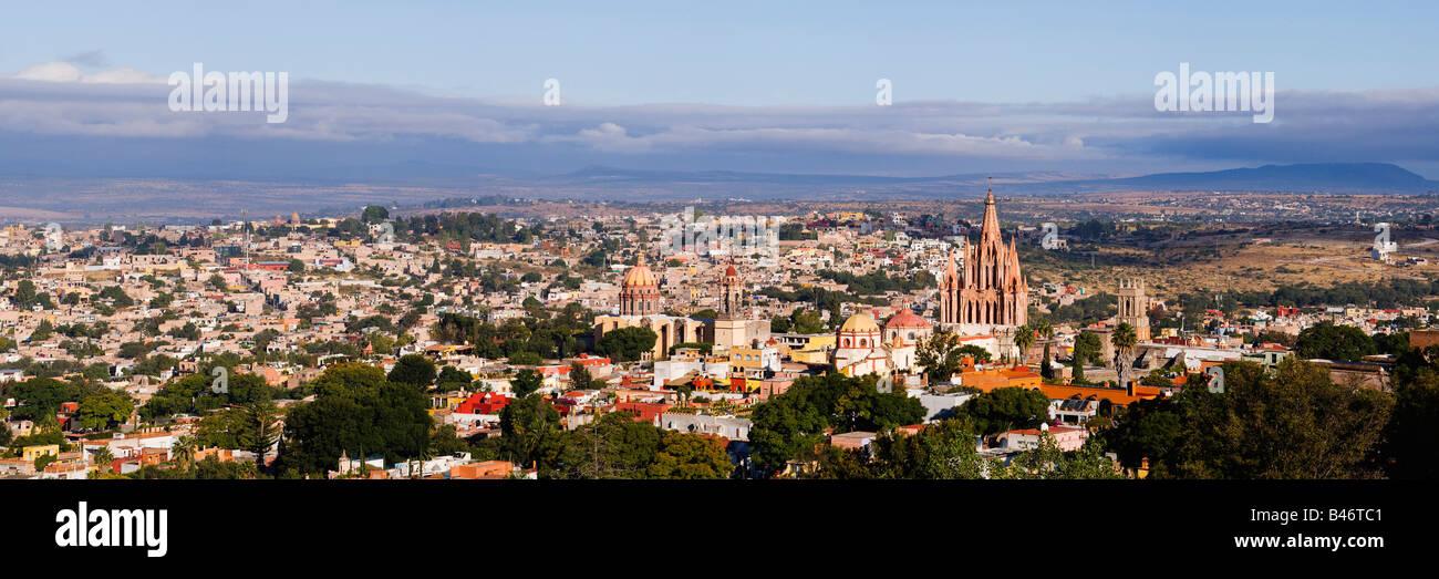 San Miguel de Allende, Mexico Stock Photo