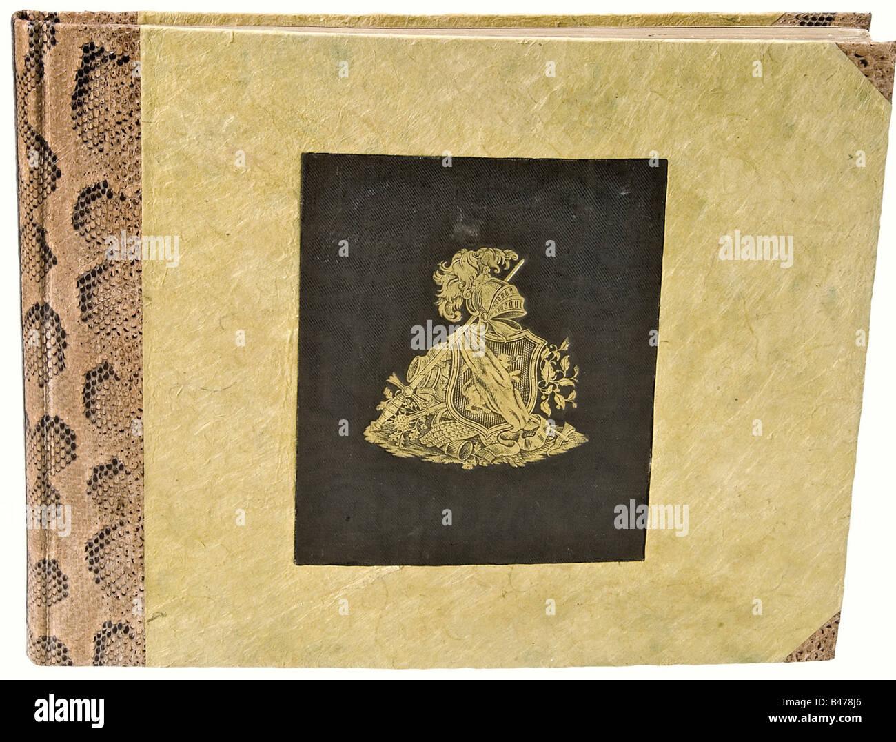 Friedrich Martin von Reibitsch, 'Der Rittersaal - Eine Geschichte des Ritterthums, seines Entstehens und Fortganges, - Stock Image