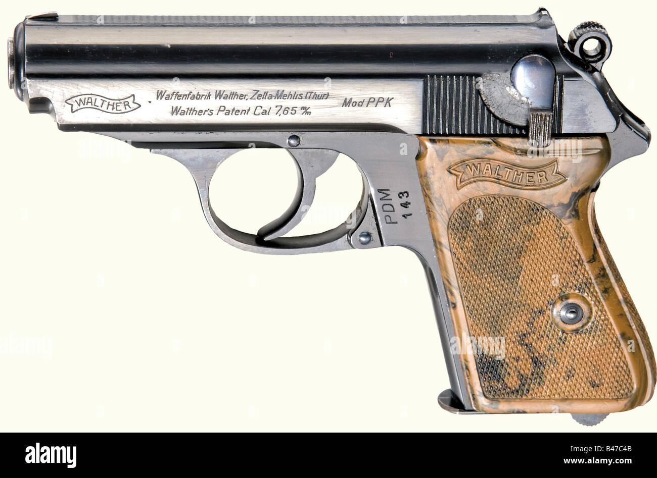 A Walther Ppk Zm Stock Photos & A Walther Ppk Zm Stock Images - Alamy