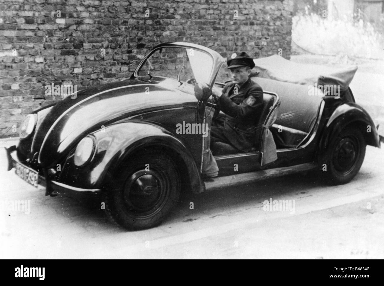 VW Käfer Polizei Berlin
