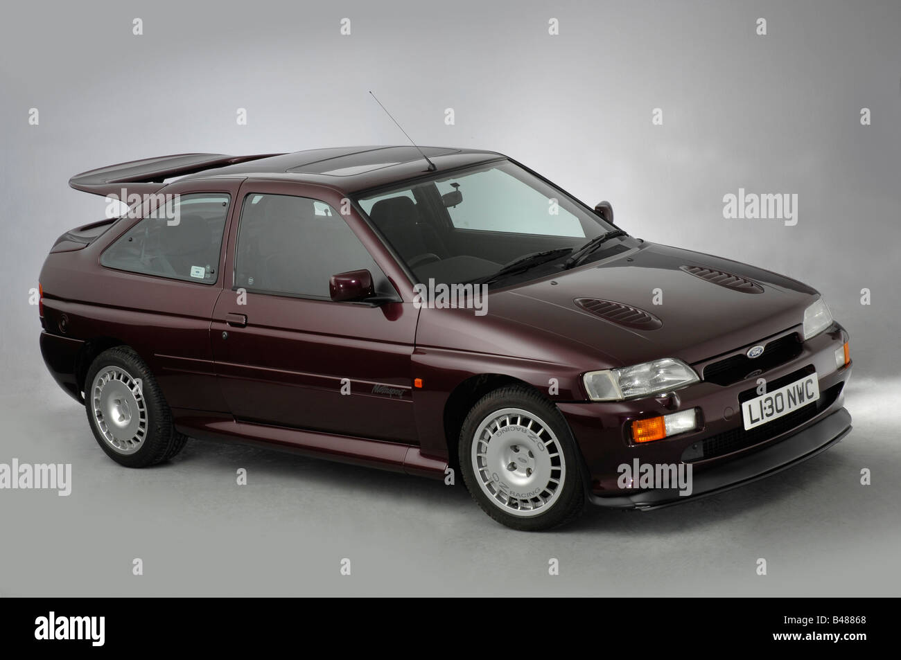 Ford Escort Rs Cosworth Stock Photos & Ford Escort Rs Cosworth Stock ...