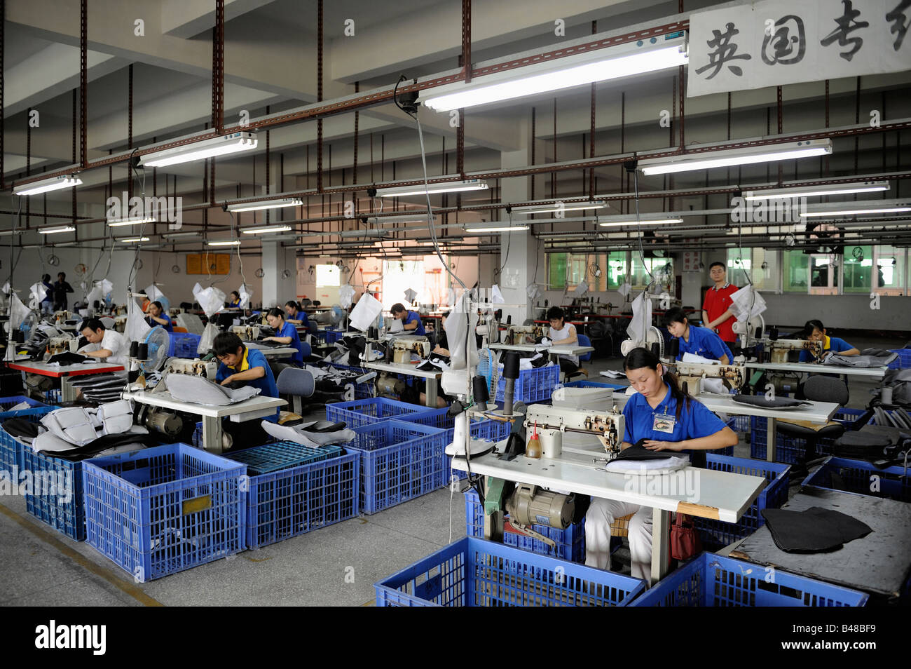Taiwan Capital Furniture Factory In Huizhou Guangdong China Stock