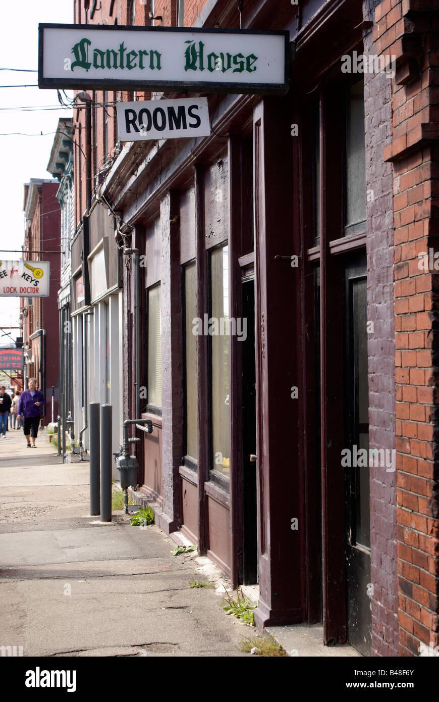 John Street Rooming House Brunswick