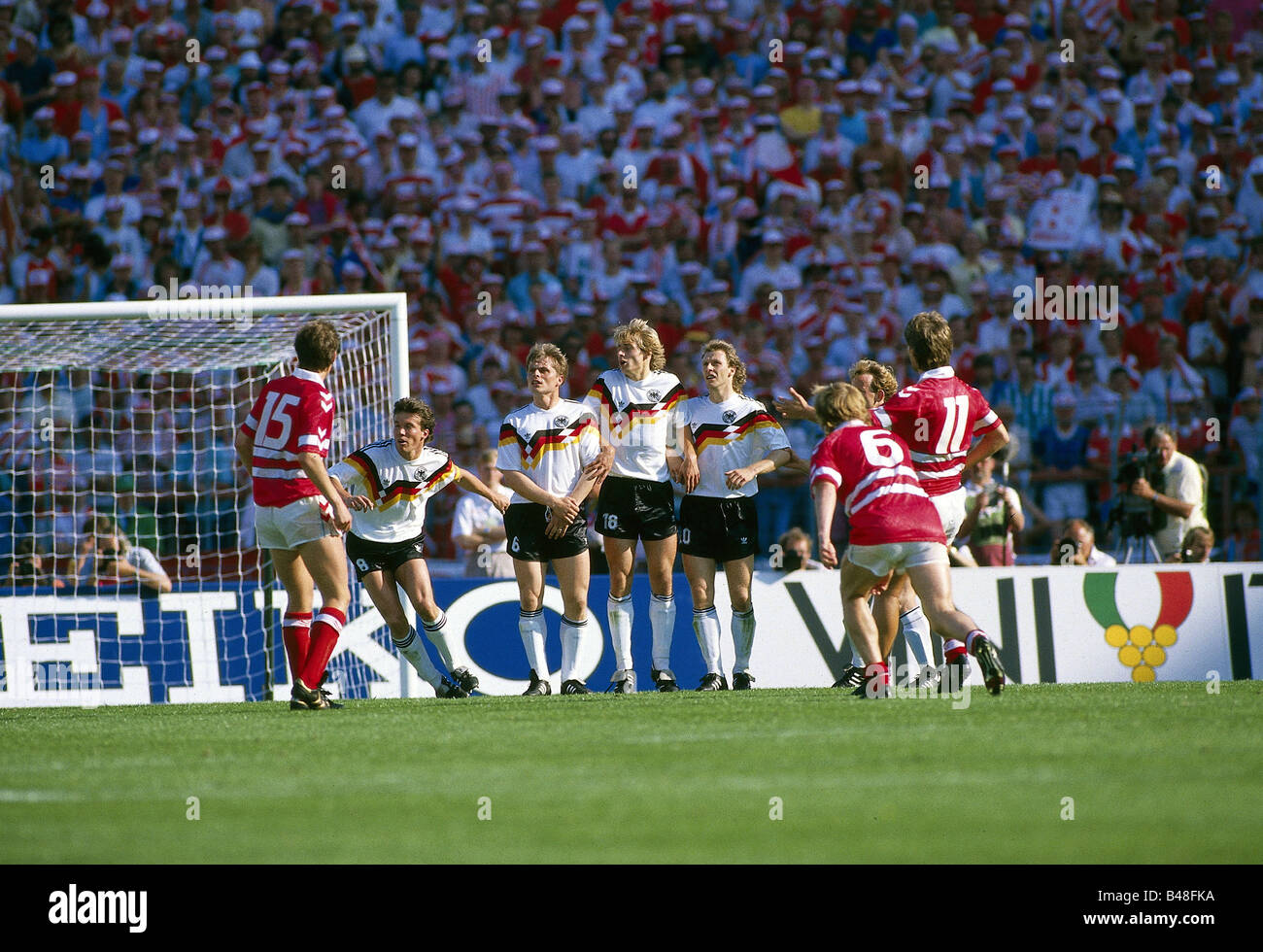 Sport Sports Soccer Football European Championship Euro 1988 Stock Photo Alamy