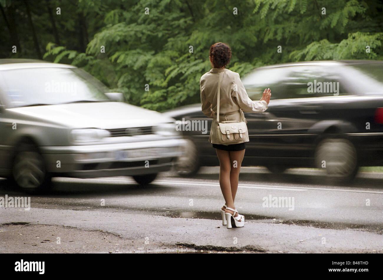 Prostitutes in Romania