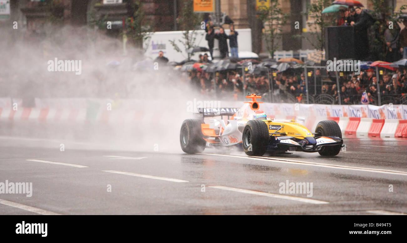 Formula One (F1) - Stock Image