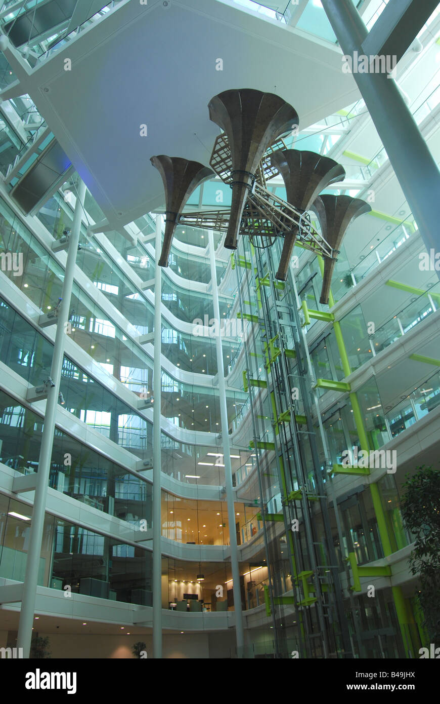 Unilever House 100 Victoria Embankment KPF - Stock Image