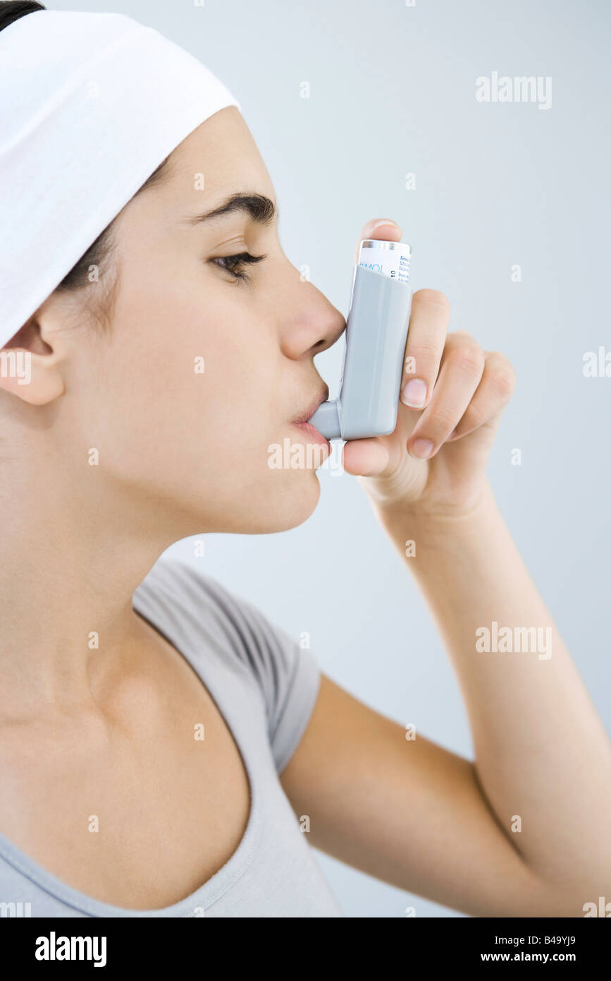 Asthma Inhalers Stock Photos  Asthma Inhalers Stock -8274