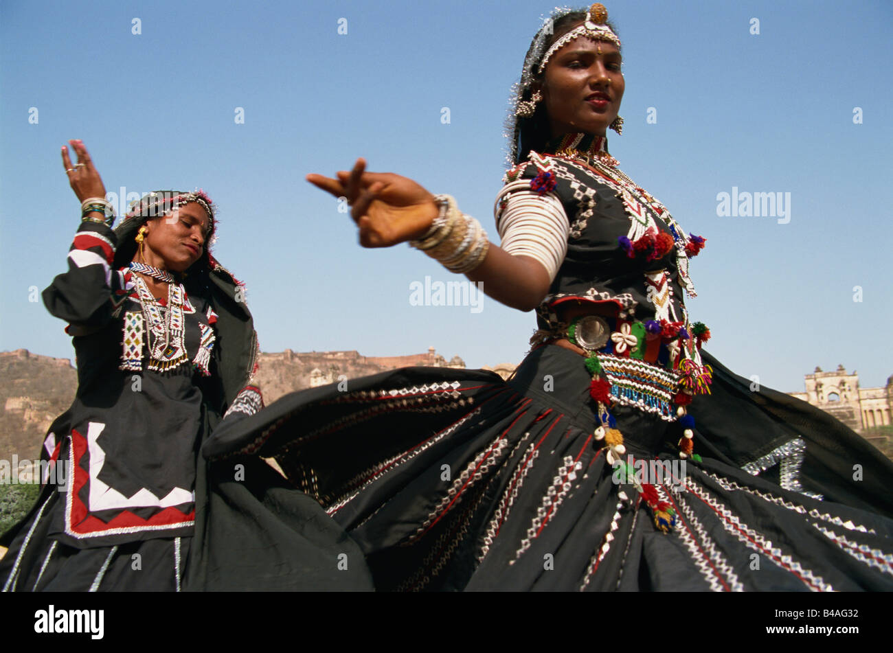 c4f3ac48e53a Rajasthani Folk Dancer Jaipur Stock Photos & Rajasthani Folk Dancer ...