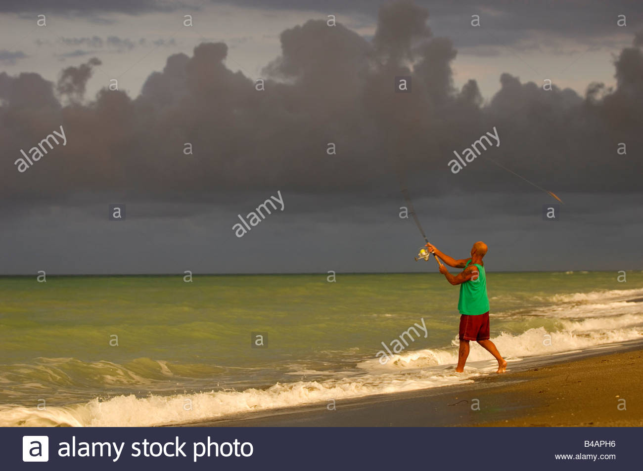 Tropical Island Beach Ambience Sound: Hobe Sound Stock Photos & Hobe Sound Stock Images