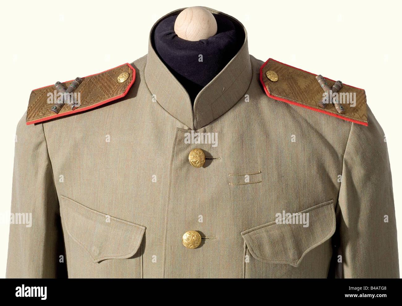 Kaiser Franz Joseph I of Austria (1830 - 1916) - a tunic and Field Stock  Photo - Alamy