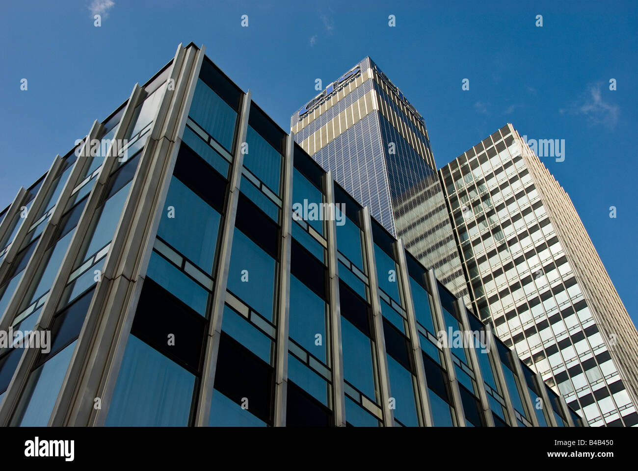 CIS Building Manchester. - Stock Image