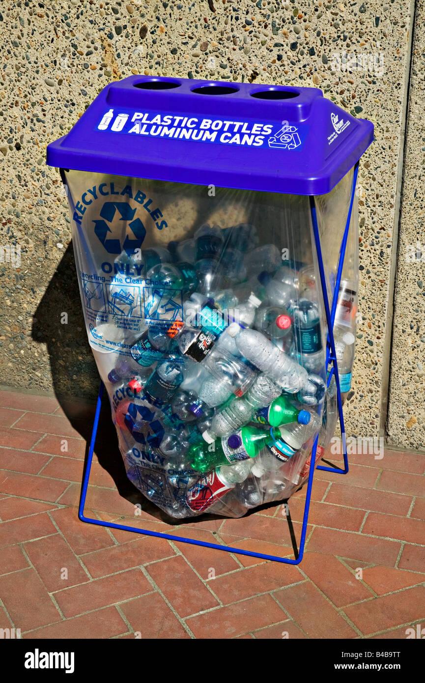 Recycle bin - Stock Image