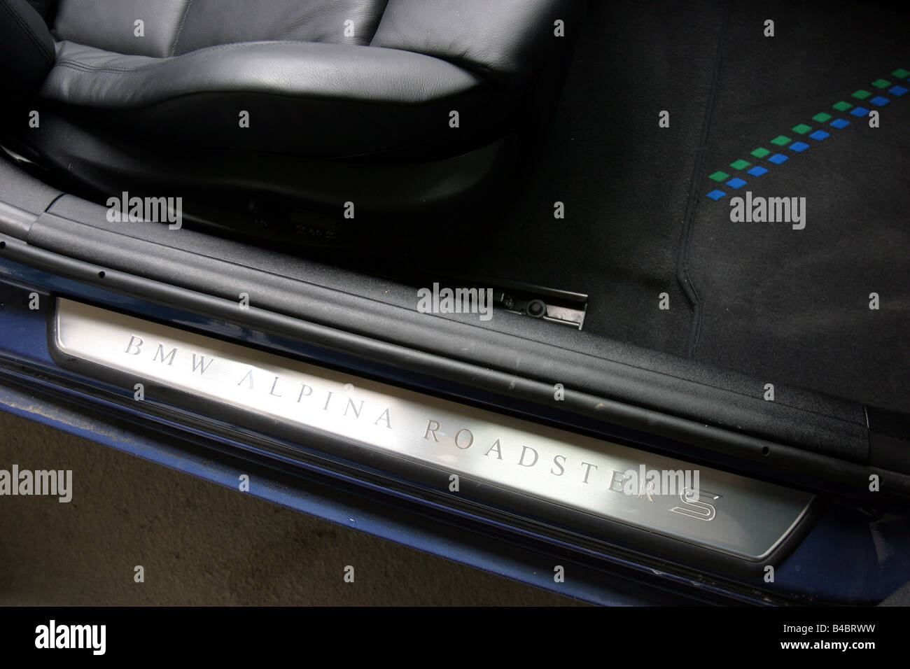 Car BMW Alpina Roadster S Alpina Z S Convertible Stock - Bmw alpina accessories