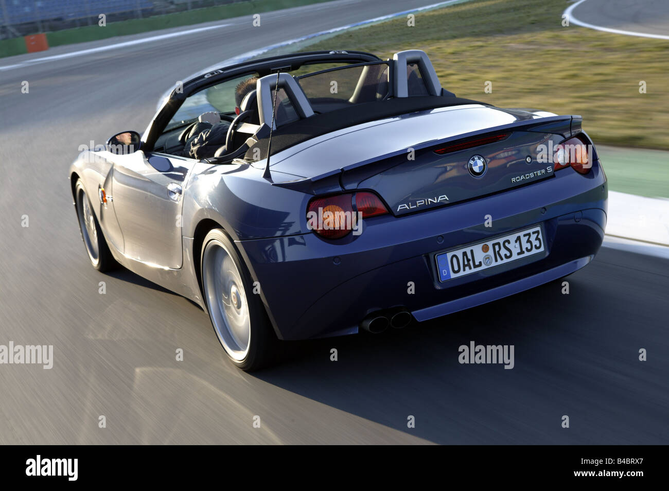 Car, BMW Alpina Roadster S 3.4 / Alpina Z4 3.4S, Convertible, open ...