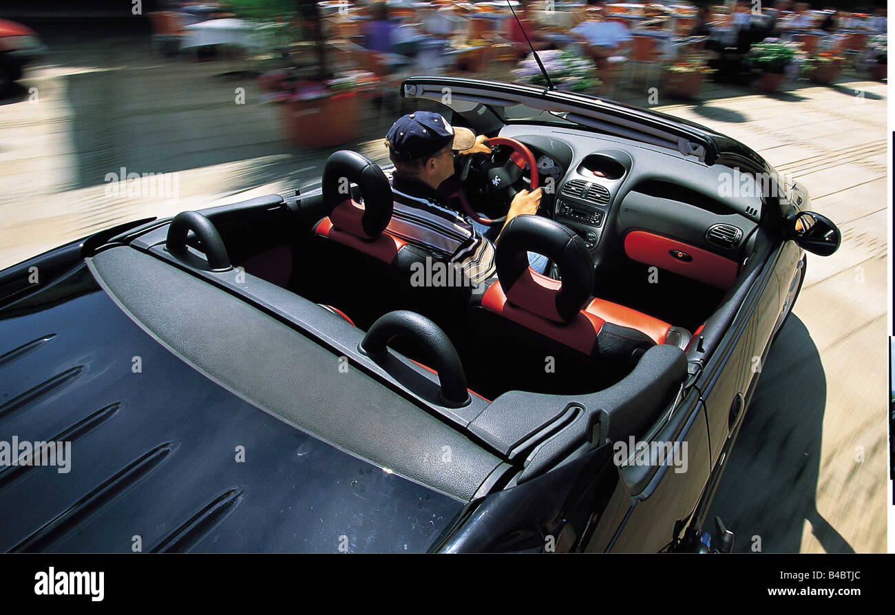 Peugeot 206 Cc Stock Photos & Peugeot 206 Cc Stock Images - Alamy