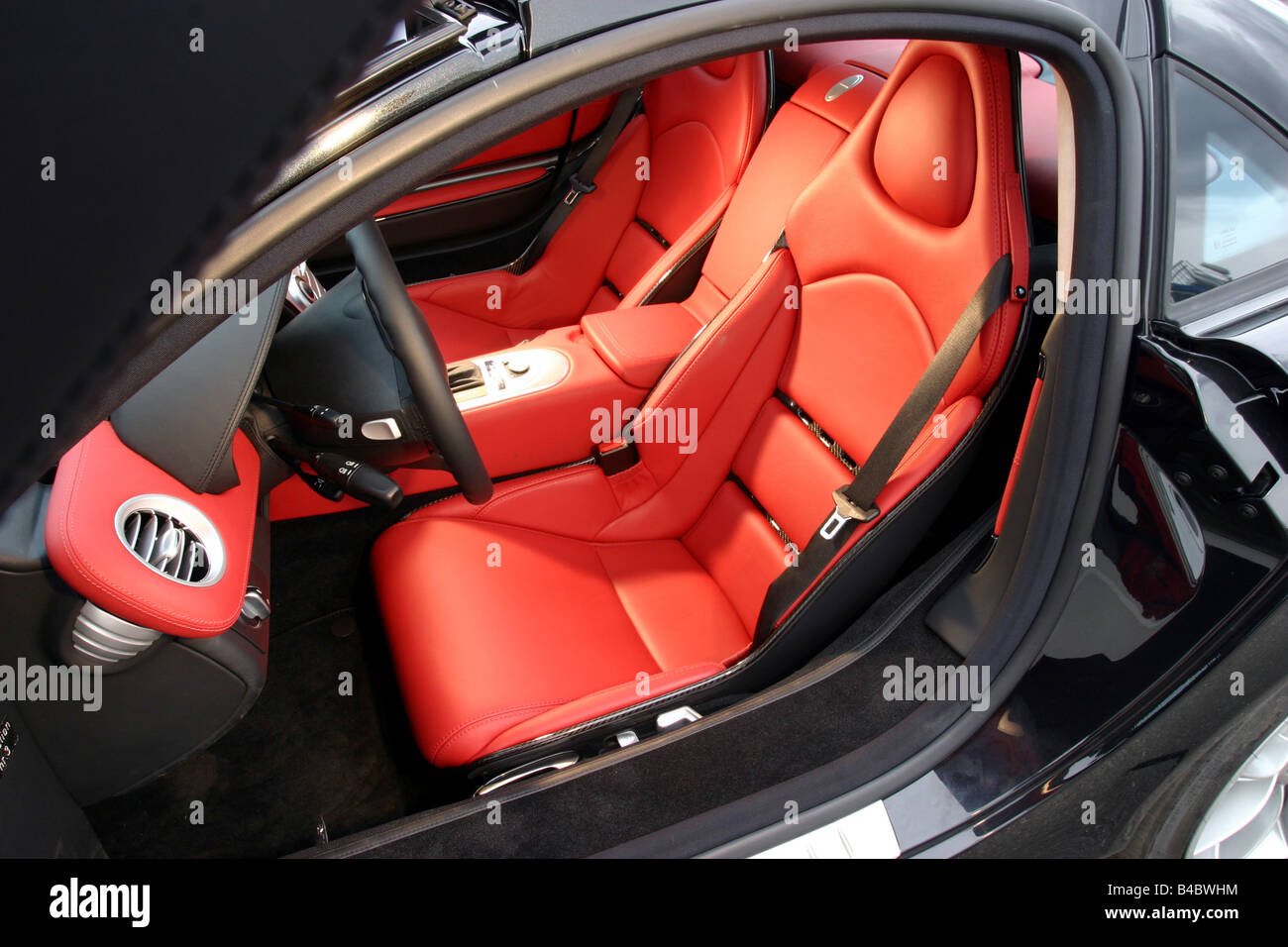 car, mercedes slr mclaren, coupe/coupe, roadster, model year 2003