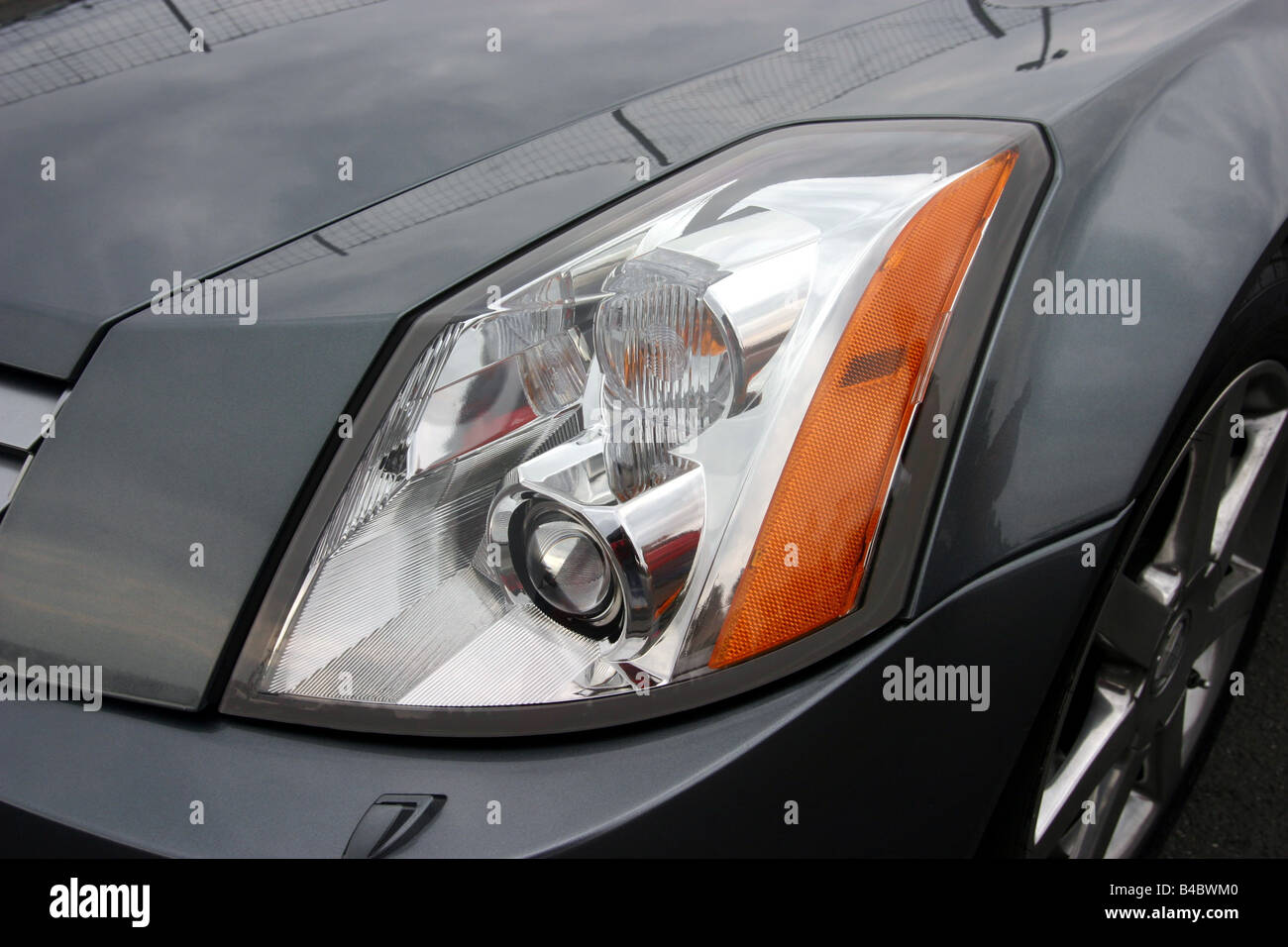 Xlr Stock Photos Images Alamy Cadillac Wiring Car Convertible Model Year 2004 Anthracite Detailed View
